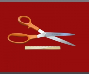 Ceremonial Ribbon Cutting Scissors