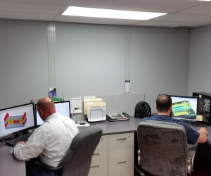 Mold Designers and Programmers use State-of-the Art 3D CAD