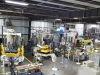 Reaction Injection Molding Presses | Clean & Organized Molding Area
