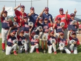 5 O's Baseball USSSA Team