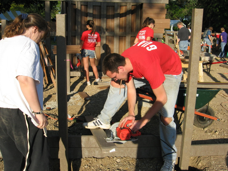 Volunteers are Building the Imagination Station