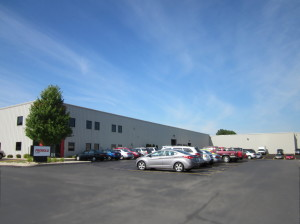 Reaction Injection Molding Facility Completed 2013