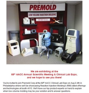AACC Clinical Lab Expo 2016